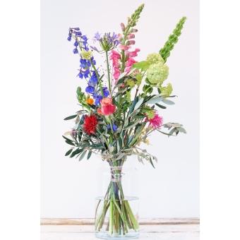 Veld boeket bloemen